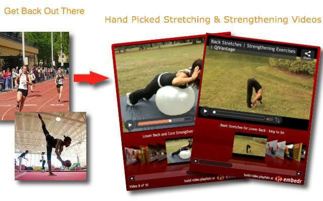 Stretch & Strengthen Videos