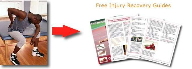 Free Guides for Back Pain and Other Sport Injuries