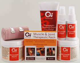 Severe Injury Treatment Kit | QiVantage